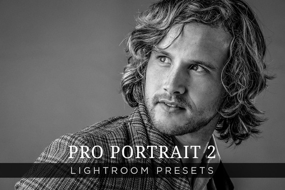 Pro Portrait Lightroom Presets Vol 2