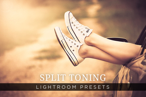 Split Toning Lightroom Presets Vol 1