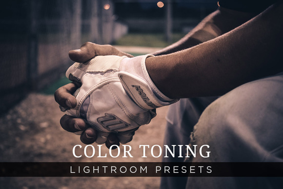 Color Toning Lightroom Presets Vol 1