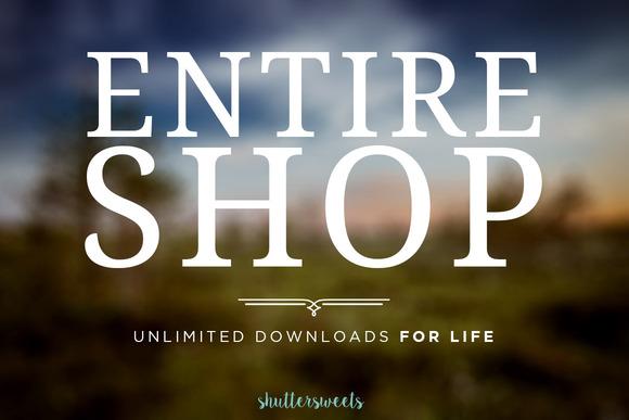51% Off Entire Shop Bundle