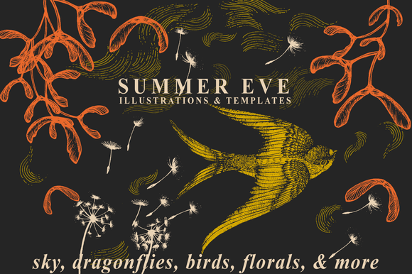 Summer Eve Floral Collection