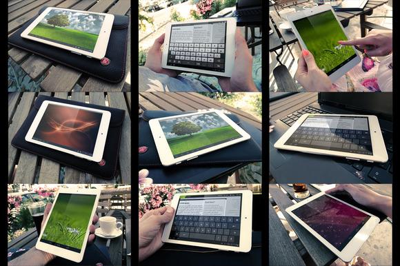 Bundle White Tablet Mock Up