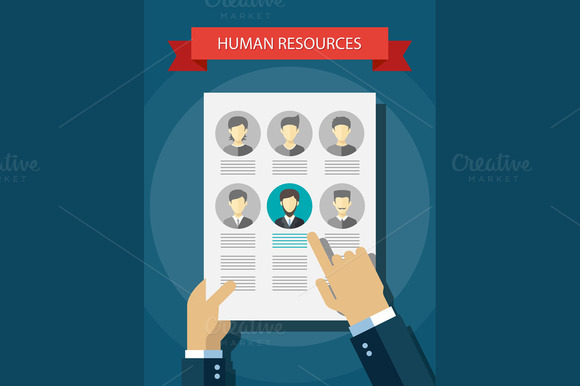 Human Resources Composition