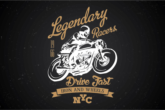 Legendary Racers Label
