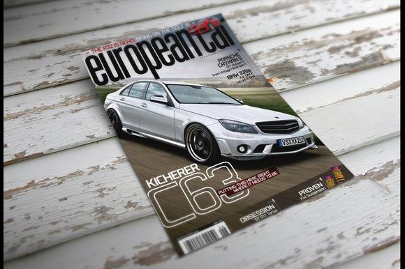 Magazine Catalog Mock-Up
