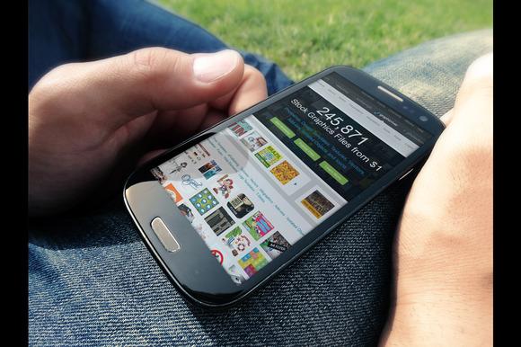 SmartPhone Mock Ups