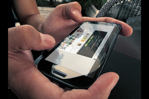 Photorealistic SmartPhone Mock Up