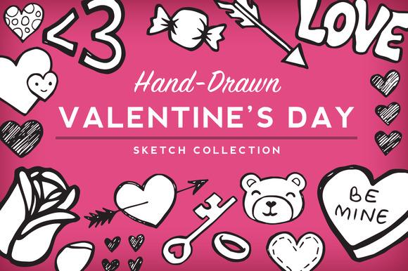 Valentine S Sketch Collection