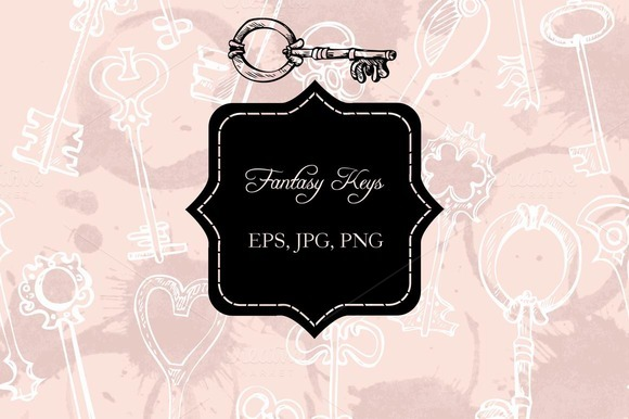 Fantasy Keys