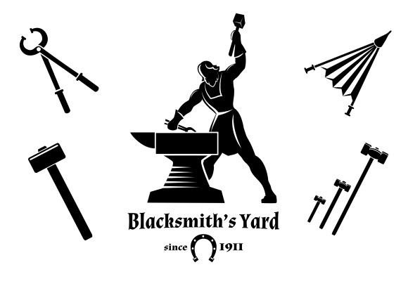 Blacksmith Icons