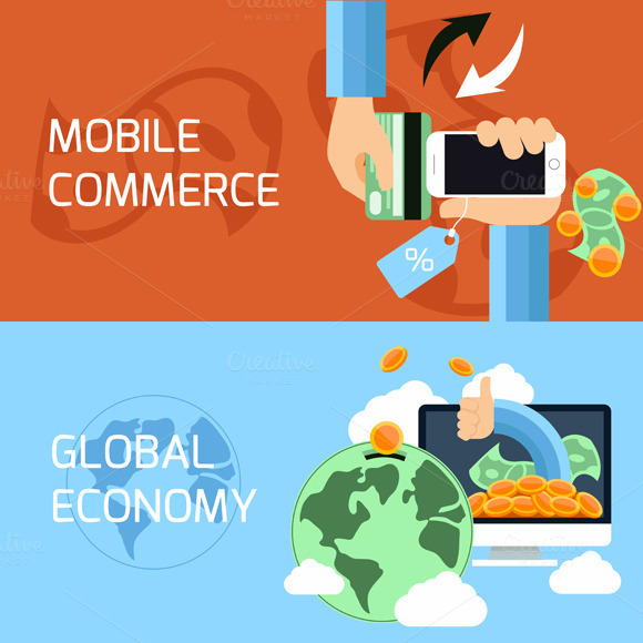Mobile Commerce Global Economy