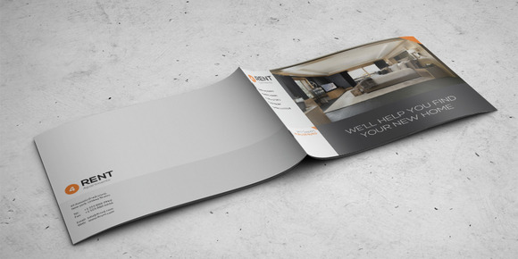 Real Estate A4 Indesign Catalog 0044