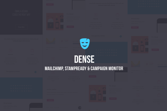 Dense Newsletter With Editor