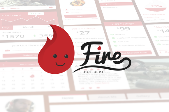 Fire Ui Kit