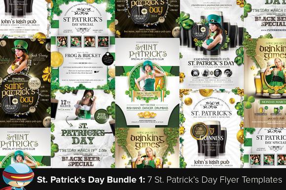 Saint Patrick S Day Bundle 1