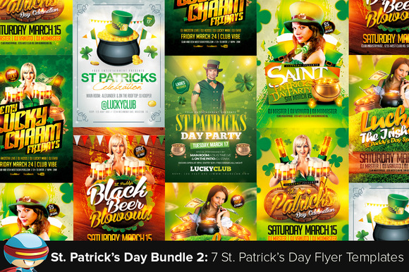 Saint Patrick S Day Bundle 2