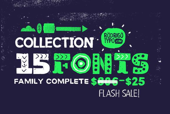 Bundle Collection Rodrigotypo