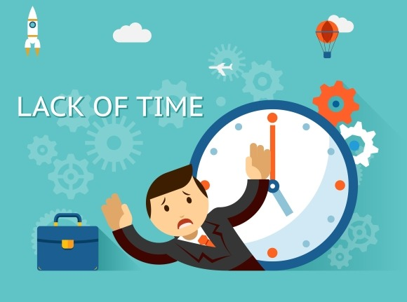 Time Management Lack Of Time