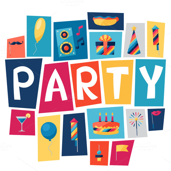 Party Backgrounds