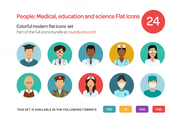 People Medical Education And Scien