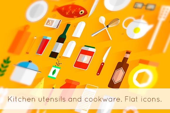 Icons Of Kitchen