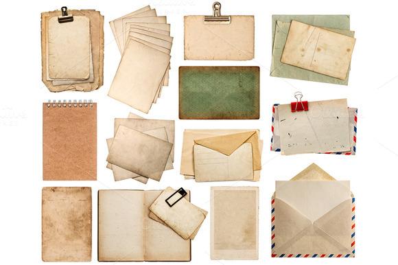 Paper Cardboard Book Envelope