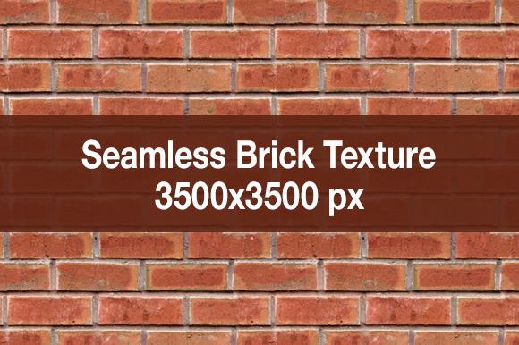 Seamless Brick Texture