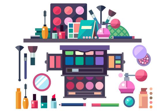 Beauty Store Cosmetics Set