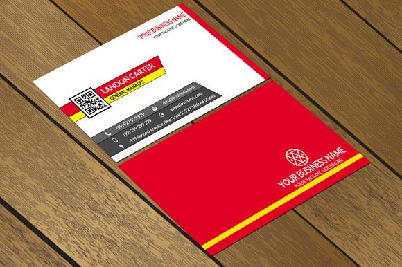 CT017 Creative Corporate Business Ca