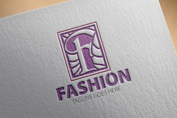 Fashion F Letter Logo