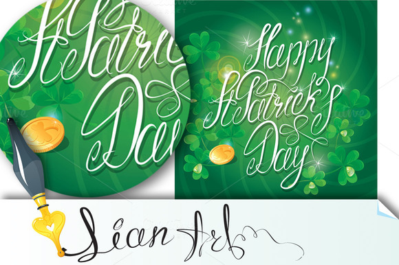 Happy St Patrick`s Day
