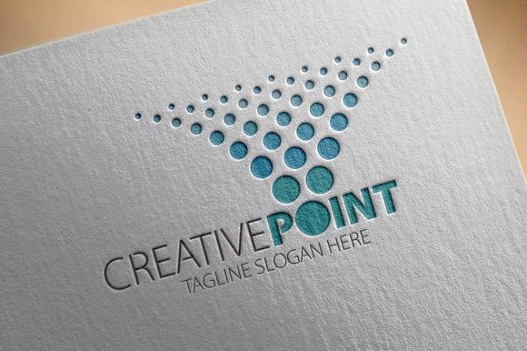Creative Point Logo