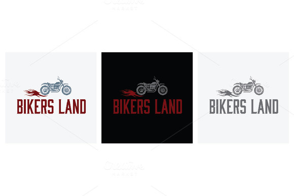 Logo Bikers Land