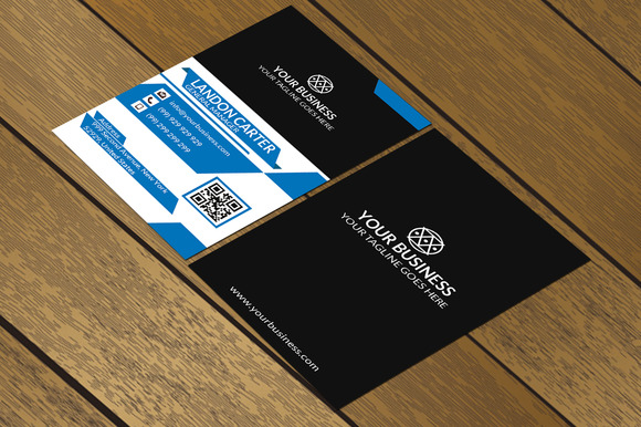 CT034 Corporate Business Card