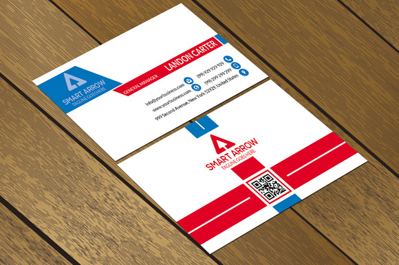 CT084 Corporate Business Card