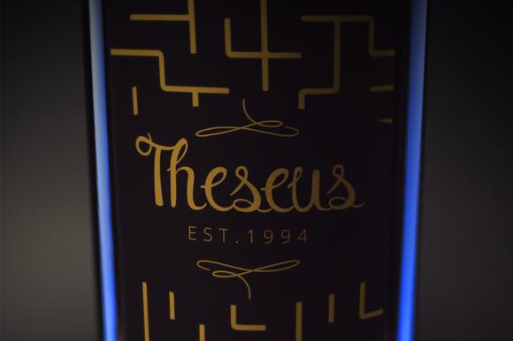 Theseus Font