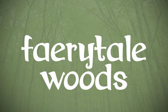 Faerytale Woods