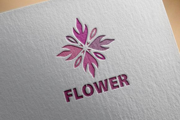 Flower V5 Logo