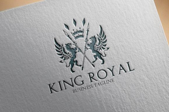 King Royal Logo