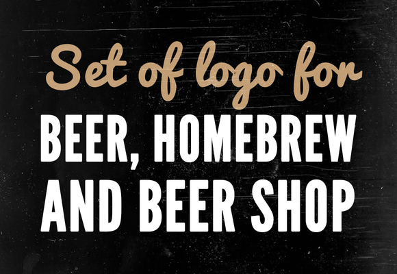 Collection Of Beer And Homebrew Logo