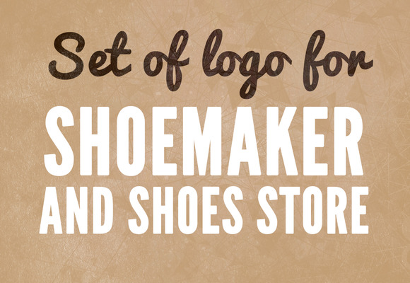 Collection Of Logo For Shoes Shop