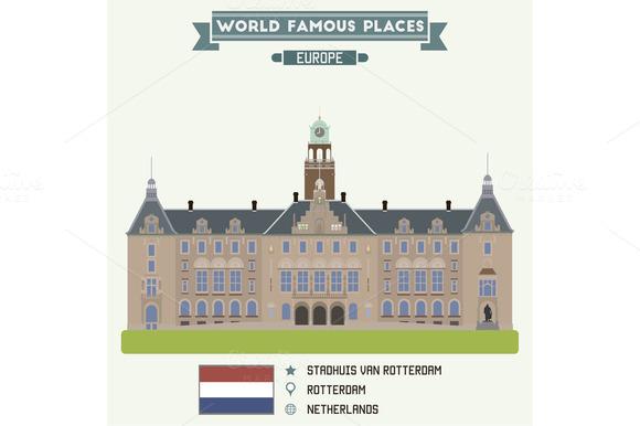 Staghuis Van Rotterdam Netherlands