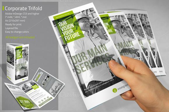 Corporate Tri-fold Vol 2