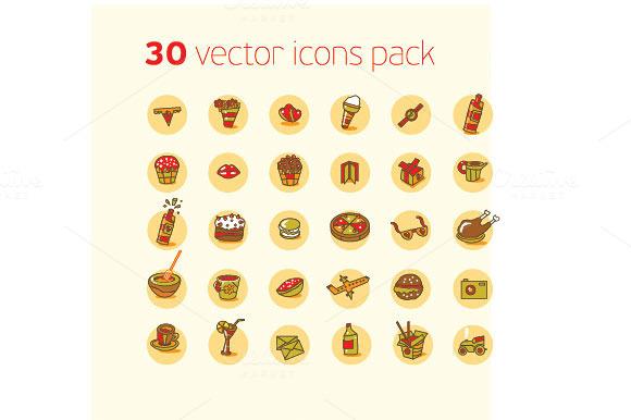 30 Icons