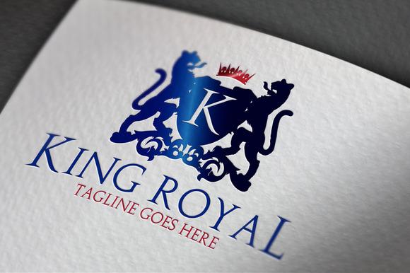 King Royal V2 Logo