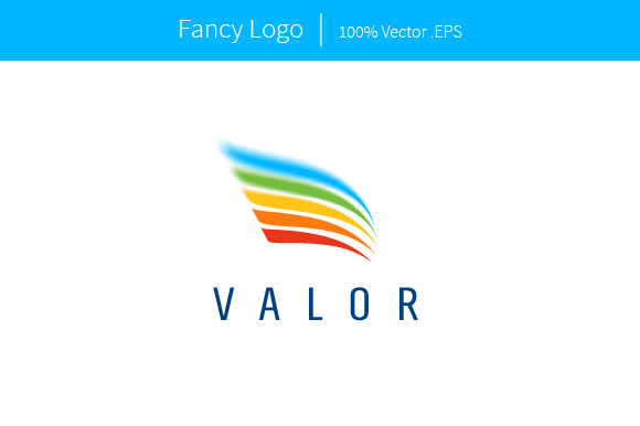 Fancy Logo Template