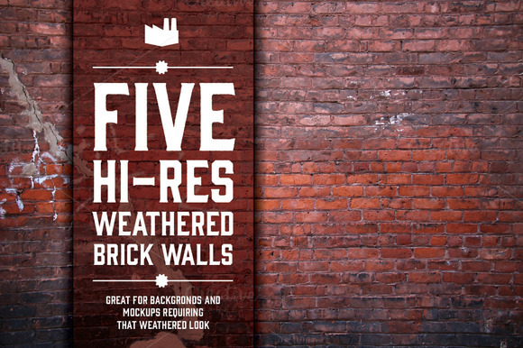 Weathered Brick Walls