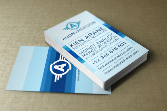 5 Business Card Templates
