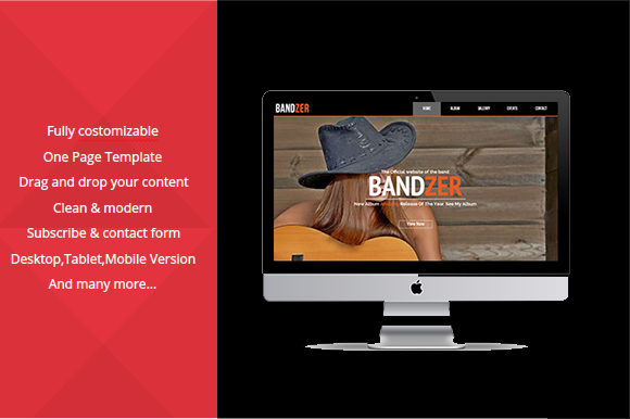 Bandzer Music Muse Templates