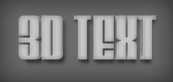 10 3D Styles V.16
